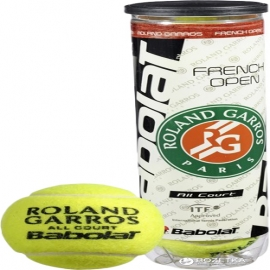 Loptice FRENCH OPEN Babolat 4BT